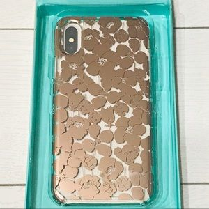 iPhone XS/X Kate Spade cell phone case